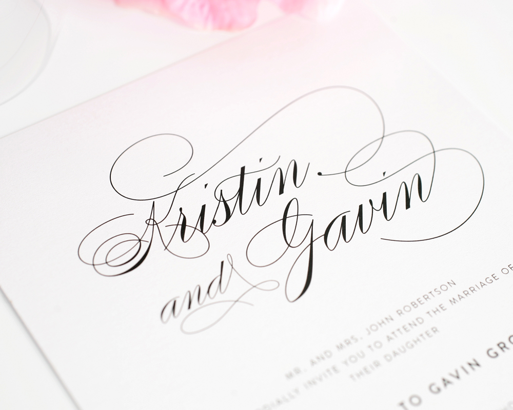 wedding invitationjpg - Fonts For Wedding Invitations