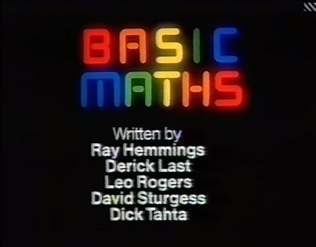 Font used on TV shows - early 80's Top of the Pops and ITV