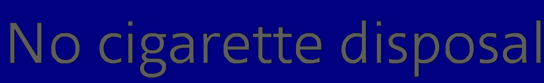 Multiple fonts? The letter