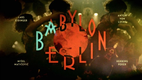 Babylon Berlin opening title sequence